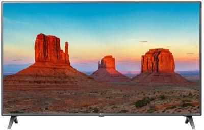 View LG 139cm (55 inch) Ultra HD (4K) LED Smart TV(55UK6500PTC)  Price Online