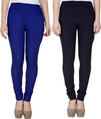 Sijon Regular Fit Women Blue, Dark Blue Trousers