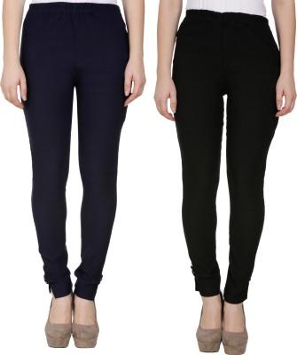 Sijon Regular Fit Women Blue, Red Trousers