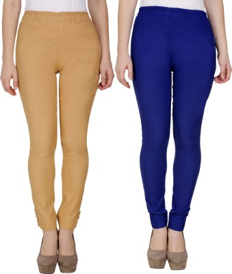 Sijon Regular Fit Women Blue, Pink Trousers