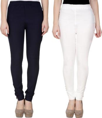 Sijon Regular Fit Women Beige, Dark Blue Trousers