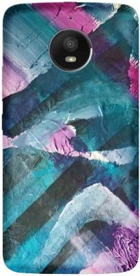 CSM Back Cover for Motorola Moto E4 Plus Multicolor