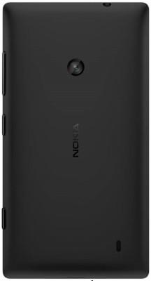 Digiworth Back Replacement Cover for Nokia Lumia 520, Nokia Lumia 525 - 100% Original(Black, Plastic)