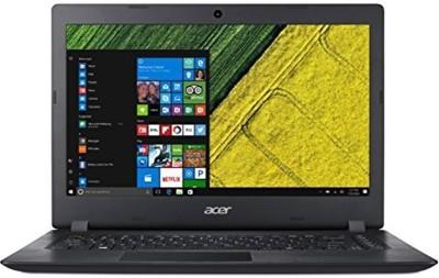 Acer E SERIES APU Quad Core E2 7th Gen - (4 GB/1 TB HDD/Linux) NX.GNVSI.005 Laptop(15.6 inch, Black, 2.1) 1