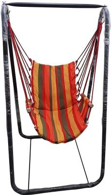 Dreamshop Kids Swing/Jhula Cotton Swing(Multicolor)