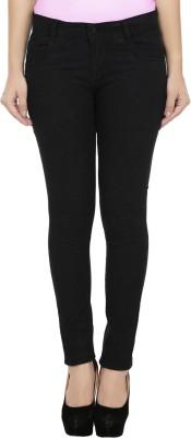 LNK Slim Women Black Jeans