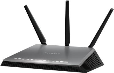 Netgear D7000-100PES 1900 Mbps Router(Black, Dual Band)