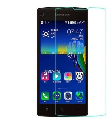 Marshland Tempered Glass Guard for 9H Hardness 2.5d Round Edge Screen Protector Anti Scratch, Bubble Free, Transparent, Lenovo A1000(Pack of 1)