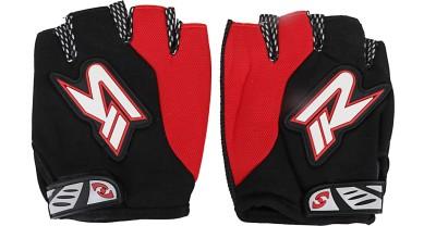 GymWar GYM GLOVES, Leather Gym gloves, Glove for Gym, Fitness gloves, Sport Glove, Workout Gloves, Gym glove for Men Gym & Fitness Gloves (M, Brown)