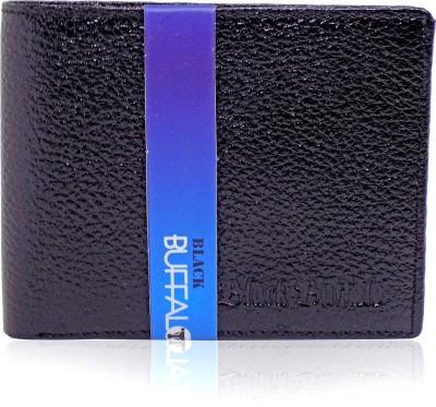 BOXO Men Blue Artificial Leather Wallet(7 Card Slots)