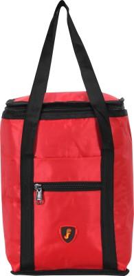 FabSeasons Multipurpose Lunch Bag for School   Office Use Waterproof Lunch Bag Red, 8 L FabSeasons Bags, Wallets   Belts