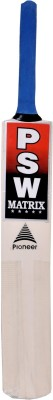 Pioneer MATRIX TENNIS CRICKET BAT Poplar Willow Cricket  Bat(Short Handle, 1-1.2 kg)