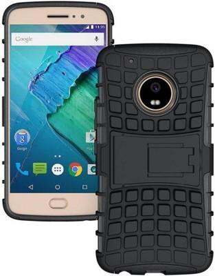 Sciforce Back Cover for Motorola Moto G5 Plus Black