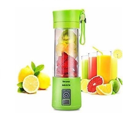 Ruhi Pro Portable USB Electric Juicer, Blender 450 Juicer (Multicolor, 1 Jar) 0 W Juicer Mixer Grinder(Multicolor, 1 Jar)