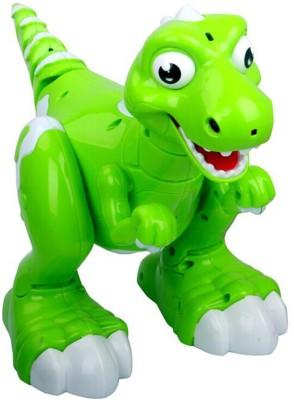 Radhe Remote Control Dinosaur(Green)