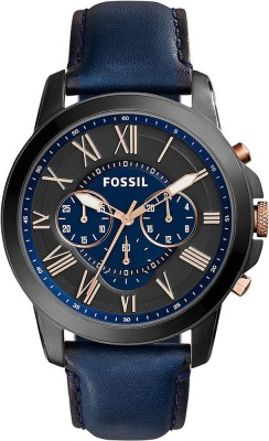 Fossil FS5061  Chronograph Watch For Unisex