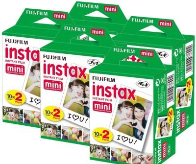 Fujifilm Instax Mini 100 Sheet Film Roll