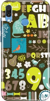 Noise Back Cover for Huawei Honor Play(Multicolor, Hard Case, Plastic) Flipkart