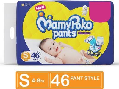 MamyPoko Pants Standard Diapers   S 46 Pieces