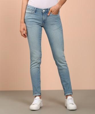 Lee Cooper by FBB Slim Women Blue Jeans