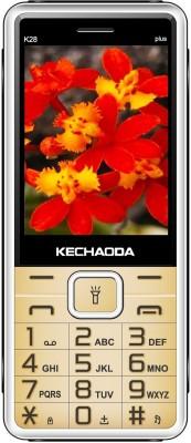 Kechaoda K28 Plus(Champagne Gold)