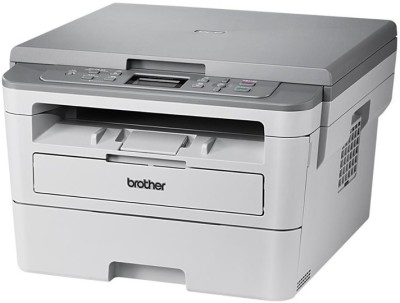 Brother DCP B7500D Duplex Multi function Color Printer Grey, Toner Cartridge Brother Multi Function Printers