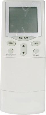 LipiWorld 40 AC Remote Compatible for HITACHI AC Remote Controller(White)