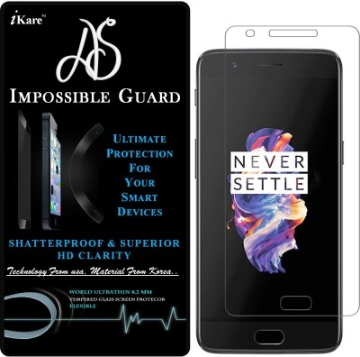 AS Impossible Screen Guard for OnePlus 5T(Pack of 1)