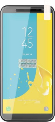 """Case Creation Tempered Glass Guard for Samsung Galaxy A6 5.6\""""inch 2018(Pack of 1)"""