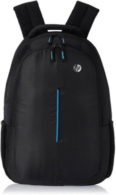 HP 15.6 inch 21 L Laptop Backpack Black HP Backpacks