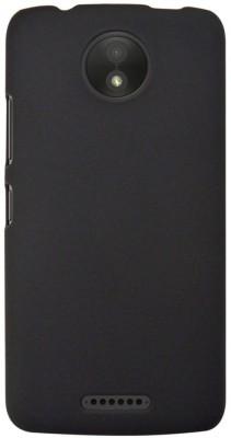 filbay Back Cover for Motorola Moto E4 Black, Grip Case