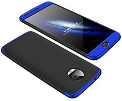 Sajni Creations Back Cover for Motorola Moto G6 Blue, Black