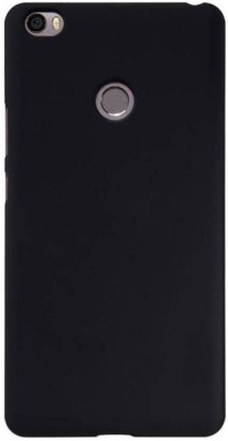 filbay Back Cover for Mi Max 2 Black, Dual Protection