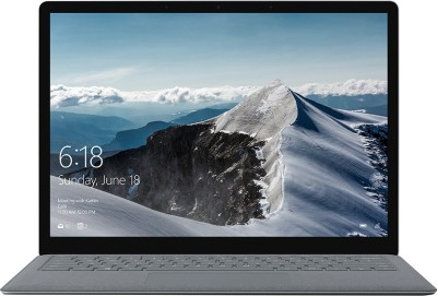 Microsoft Surface Core i7 7th Gen - (8 GB/256 GB SSD/Windows 10 S) 1769 Thin and Light Laptop(13.5 inch, Platinum, 1.28 kg)