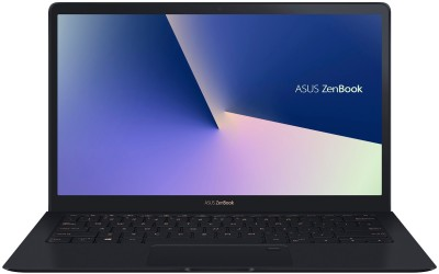 Asus ZenBook S Core i7 8th Gen - (16 GB/512 GB SSD/Windows 10 Home) UX391UA-ET012T Thin and Light Laptop(13.3 inch, Deep Dive Blue, 1.05 kg)