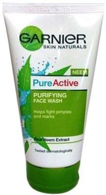Garnier Pure Active Neem Face Wash(100 g)