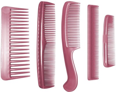 EKAN Professional Hair Comb, Stylish Comb Set For Men &Women Home And Parlor Use, Sea Green, 30 Grams, Pack Of 1