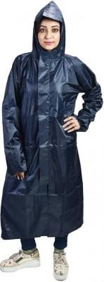 LANDLORD Solid Men & Women Raincoat at flipkart
