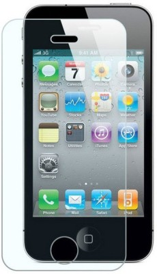 Openbuy Tempered Glass Guard for Apple iPhone 4s(Pack of 1)