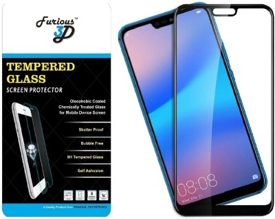 Furious3D Tempered Glass Guard for Mi A2 Lite(Pack of 1)