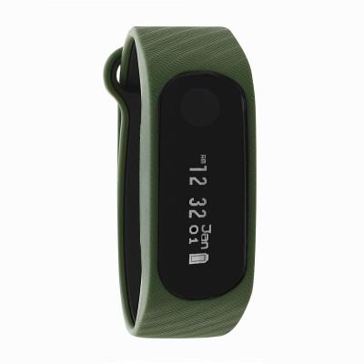 Fastrack SWD90059PP06 Reflex 2.0(Green, Black Strap, Size : Free Size)