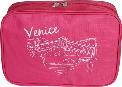 Lemish Cosmetic Pouch Pink