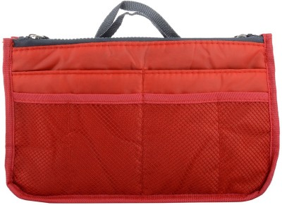 ITALISH Cosmetic Pouch Red ITALISH Travel Pouches