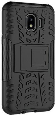 Colorcase Back Cover for Samsung Galaxy J2 Pro 2018 Black