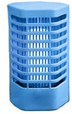 SLICETER Good Quality Electronic Mosquito N Insect Killer Cum Night Lamp (White And Blue)