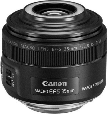 Canon EF S35mm f/2.8 Macro IS STM Lens