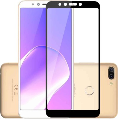 Case Creation Tempered Glass Guard for Infinix Hot 6 Pro(Pack of 1)