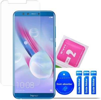 Bibossi Tempered Glass Guard for Honor 9 Lite(Pack of 1)