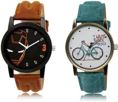 BG Dholariya new stylish casual combo watch BGD_A_165 Watch  - For Boys & Girls