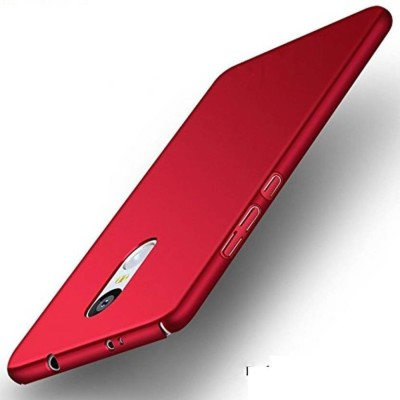 KartV Back Cover for Mi Redmi Note 4 Red